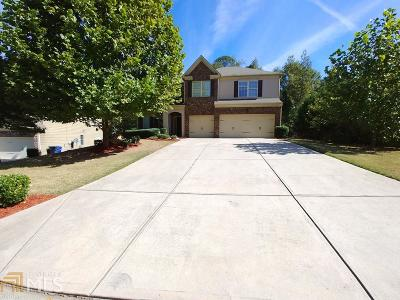 Conyers Single Family Home New: 1845 Windsor Creek Dr