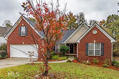 Lawrenceville Single Family Home New: 1163 Barrett Bluff Dr #1