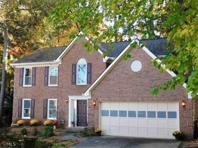 Kennesaw Single Family Home New: 1208 Rockmart Cir