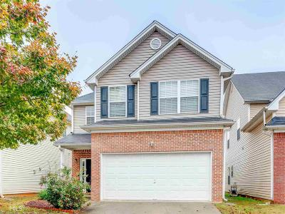 Clayton County Single Family Home New: 11178 Aliyah Dr