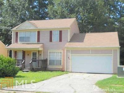 Lithonia Single Family Home New: 6268 Marbut Farms Rd