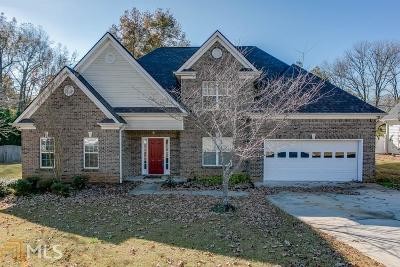 Flowery Branch Single Family Home New: 4817 Streamside Dr
