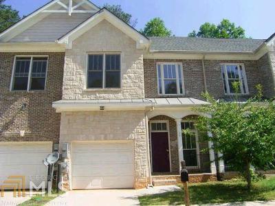 Stone Mountain Condo/Townhouse New: 4864 Pinnacle Dr #02
