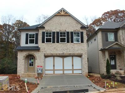 Tucker Single Family Home Under Contract: 1857 Weston Ln