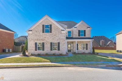 Loganville Single Family Home New: 506 Arbor Tail #82
