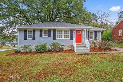 Decatur Single Family Home New: 2276 Scotty Cir