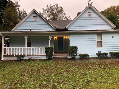 Lilburn Single Family Home New: 679 Cole Dr