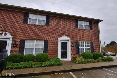 Gainesville Condo/Townhouse New: 2880 Florence Dr