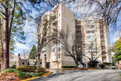 Atlanta Condo/Townhouse New: 1 Biscayne Dr #506
