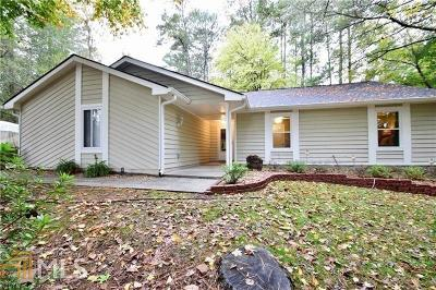 Roswell Single Family Home New: 390 Farm Path