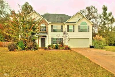 Covington Single Family Home New: 55 Benedict Dr