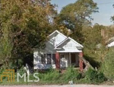 Atlanta Single Family Home New: 961 Metropolitan
