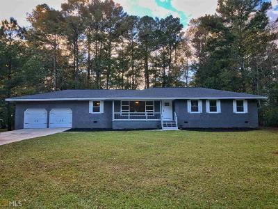Newnan GA Single Family Home New: $217,500