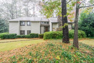 Marietta Single Family Home New: 3236 Hunterdon Way