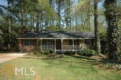 Smyrna Single Family Home New: 2579 Spring Dr