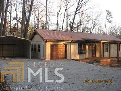 Lavonia Single Family Home For Sale: 1200 Poplar Springs Rd