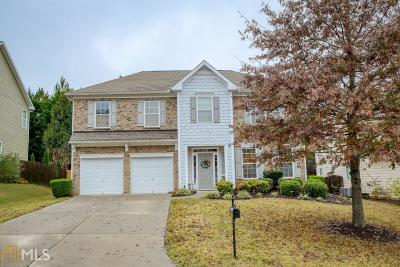 Canton Single Family Home New: 142 Mill Creek Dr