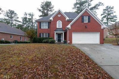 Snellville Single Family Home New: 3075 Golfe Links Dr