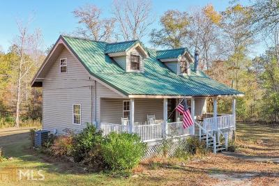 Winston Single Family Home For Sale: 5148 Post Rd