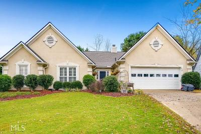 Alpharetta Single Family Home Under Contract: 5110 Firelight Ln