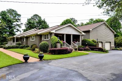 Canton Single Family Home New: 202 Heights Pl