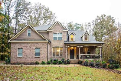 Snellville Single Family Home New: 3725 Warwick Way