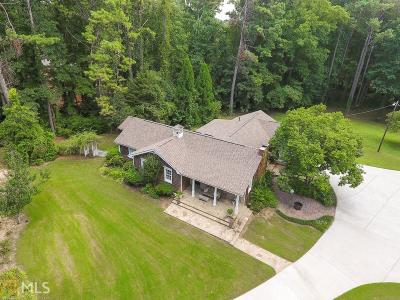 Acworth Single Family Home For Sale: 6123 Collins Rd