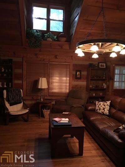 Jasper Single Family Home For Sale: 458 Little Pine Mountain Rd