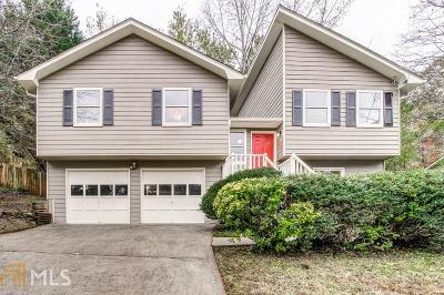 Canton Single Family Home New: 1200 Lightfoot Drive