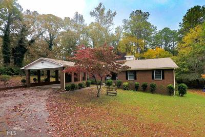 Clayton County Single Family Home New: 845 Pine Needle Rd