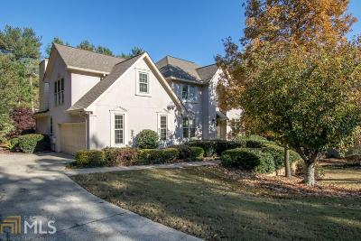 Marietta Single Family Home New: 807 Oak Trail Drive
