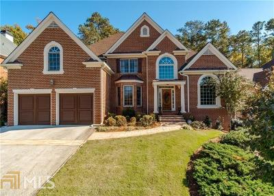 Acworth Single Family Home New: 5733 Brookstone Dr