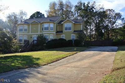 Stockbridge Single Family Home For Sale: 7085 Coatsworth Dr