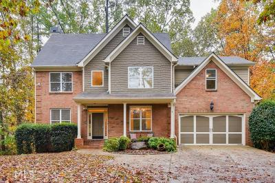 Marietta Single Family Home New: 670 Sloan Rd