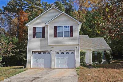 Decatur Single Family Home New: 4981 Hidden Creek