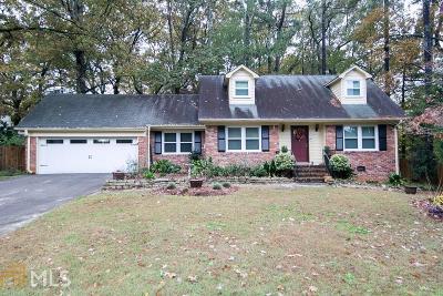 Tucker Single Family Home New: 4023 Oak Crest Dr