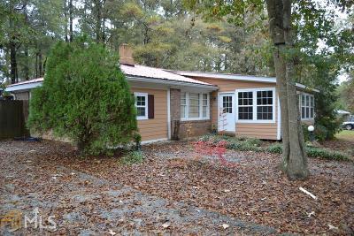 Powder Springs Single Family Home New: 3452 Ridgecrest Drive