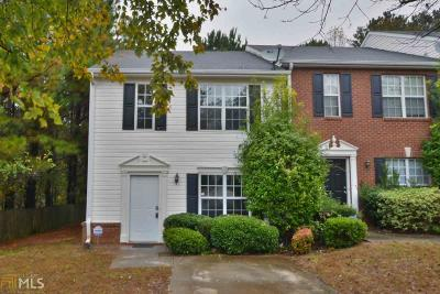 Clayton County Condo/Townhouse New: 1379 Hollenbeck Ln