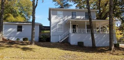 Decatur Single Family Home New: 3356 Benton Harbor Ct