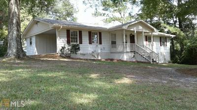 Grayson Single Family Home New: 409 Village Rd