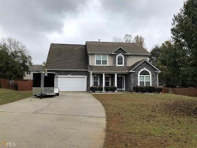 McDonough Single Family Home New: 129 Highgrove Pl