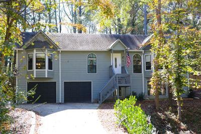 Acworth Single Family Home New: 3351 Goodell Rd
