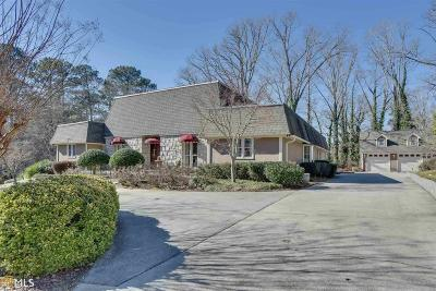 Stone Mountain Single Family Home For Sale: 1988 Lilburn Stone Mountain Rd