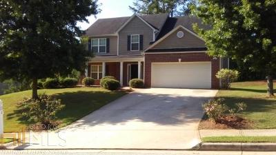 Covington Single Family Home New: 26 Windcrest Ter