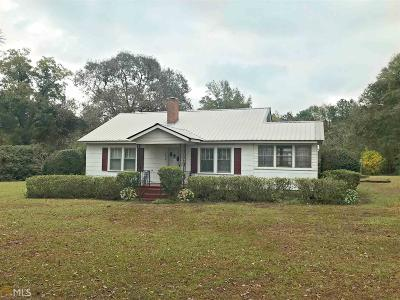 Mcdonough Single Family Home Under Contract: 3658 Airline Rd