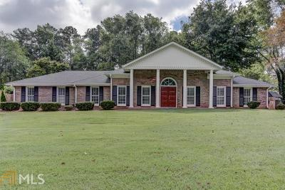 Roswell Single Family Home New: 250 Saddle Horn Cir