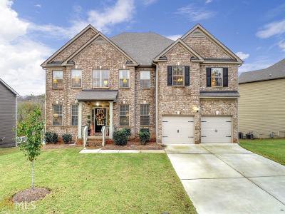 Braselton Single Family Home For Sale: 808 Sienna Valley