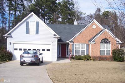 Clayton County Single Family Home Under Contract: 1340 Silverstone Trl