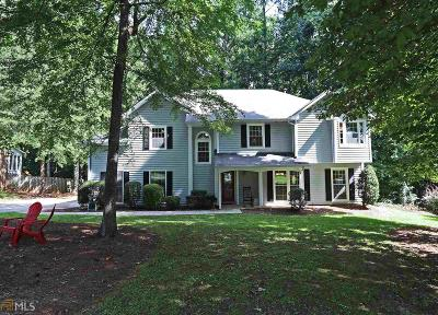 Peachtree City Single Family Home New: 520 Pinegate
