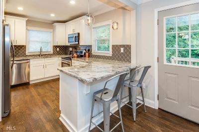 Atlanta Single Family Home New: 2954 Hilltop